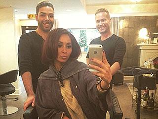 Snooki Cut Her Hair! (Yes, We Were Surprised Too.)   Nicole Polizzi
