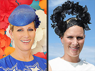 Zara Tindall's Hat Collection May Put the Rest of the Royal Family's to Shame (Sorry, Beatrice)
