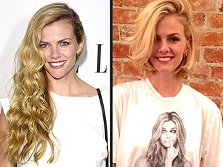 Brooklyn Decker on Her Huge Haircut: 'My Stylist Just Walked Up and Chopped Off My Ponytail!' | Brooklyn Decker