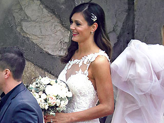 All the Details on Desiree Hartsock's Two (!) Wedding Dresses (PHOTOS) | Chris Siegfried, Desiree Hartsock