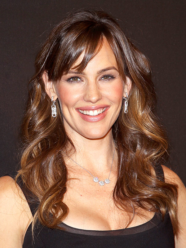 Jennifer Garner Appears In Good Spirits At Atlanta