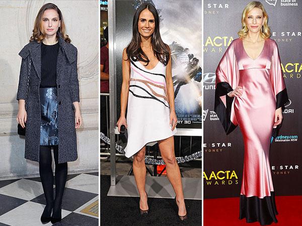 Natalie Portman, Jordana Brewster and Cate Blanchett