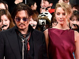 Johnny Depp & Amber Heard's Matchy-Matchy Couple Style: You Into It?
