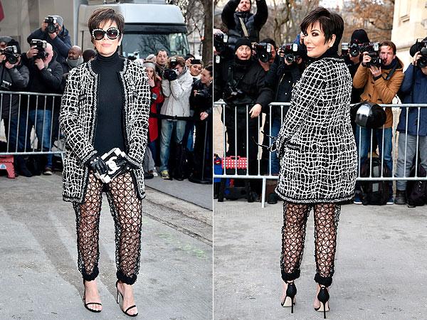 Kris Jenner style