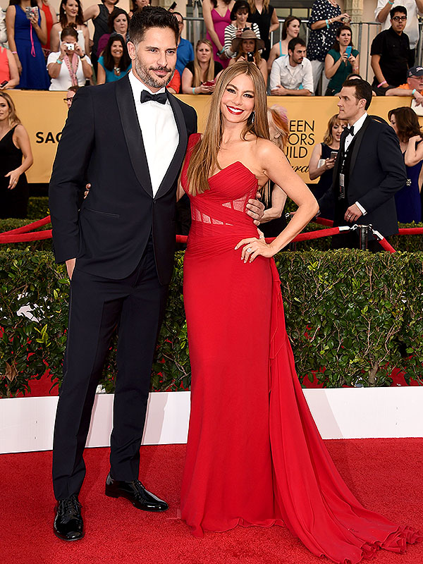 Sofia Vergara Sag awards 2015