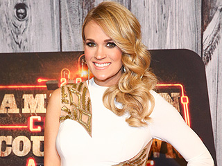 Pregnant Carrie Underwood's Beauty Motto: 'I May Be In Sweats, but the Rest of Me Is Done Up!'