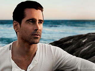 The Surprising Women's Perfume Colin Farrell Wears (and 5 More Fun Facts We Learned About Him)