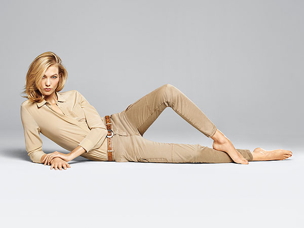 Karlie Kloss Joe Fresh