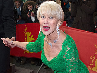 In Honor of Helen Mirren's Graceful Red Carpet Wipe-Out, We Remember These 4 Other Celeb Spills