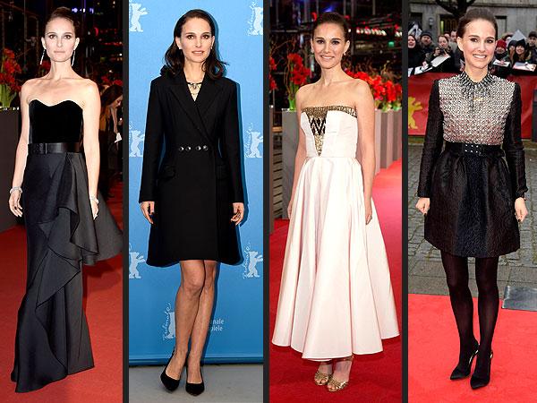 Natalie Portman 2015 dresses