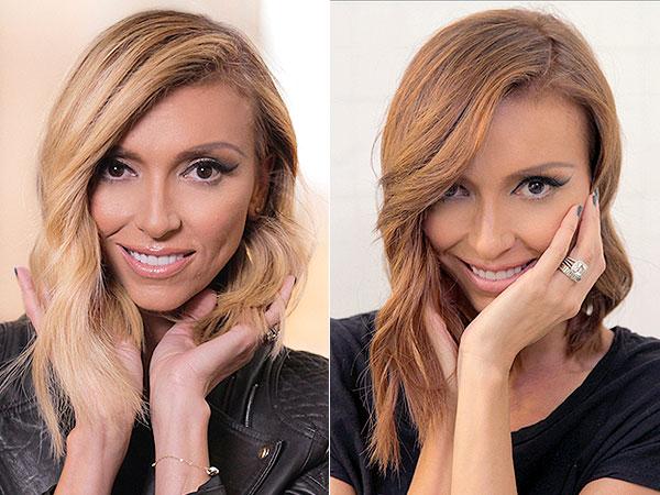 Giuliana Rancic redhead