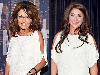 Sarah Palin, 51, Channels Bristol Palin, 24, in a Sexy, Sequined Minidress (PHOTOS)