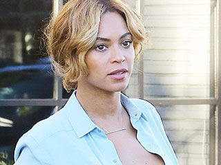 It Was a Big Day for Celebrity Cleavage (as Proven By These Pics of Beyoncé and More)