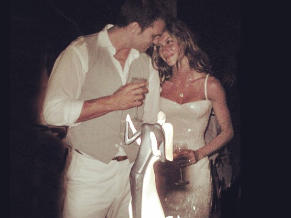 Gisele and Tom Brady wedding