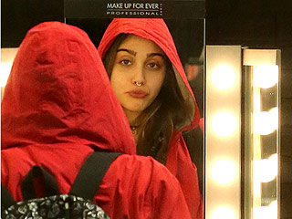 Lourdes Leon Has a New Septum Piercing (PHOTO) | Lourdes Leon