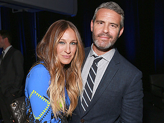 'Solemates'! Sarah Jessica Parker Names a Pair of Shoes After Andy Cohen and He Wears Them Proudly (PHOTO)