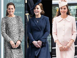 Princess Kate's Coat Parade: All the Details on Her Stylish Week