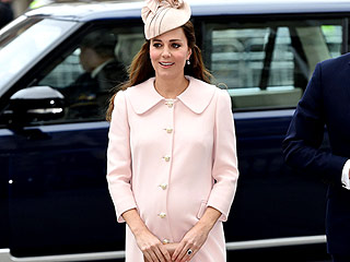 All About Kate's Latest Outfit Repeat (Is She Trying to Tell Us Something with All That Pink?) | Kate Middleton