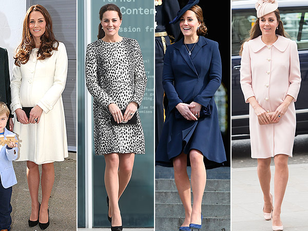 Kate Middleton Maternity Style The Latest On Her Looks Style News Stylewatch