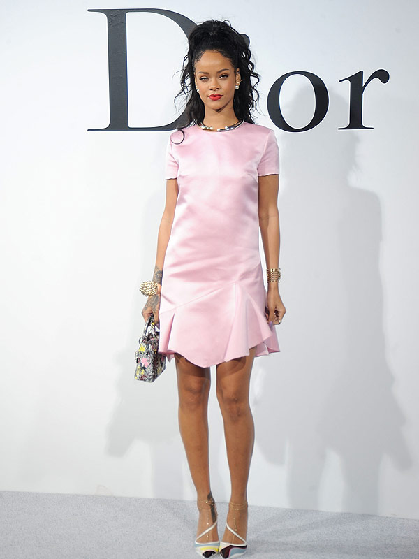Rihanna Dior campaign