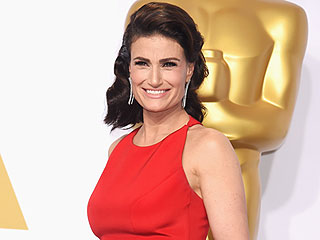 Idina Menzel Dyes Hair Blonde: Bring On the Queen Elsa Comparisons!
