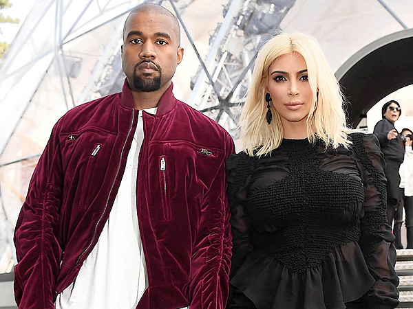 Kanye West Shares Nude Photos of Kim Kardashian on Twitter