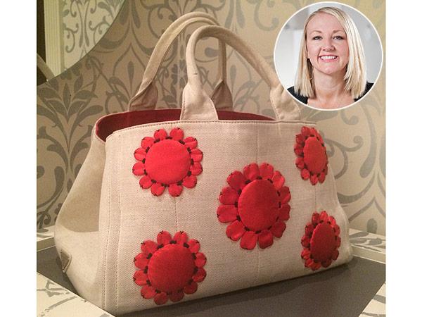 Heidi Elnora Prada Bag
