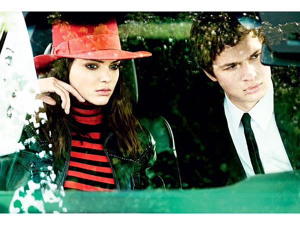 VOGUE - April 2015 --Kendall Jenner, Justin Bieber