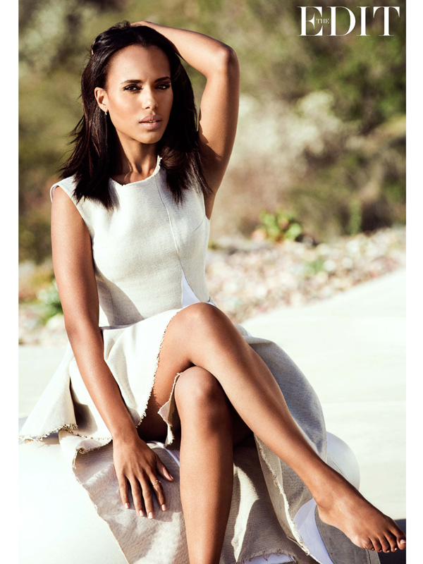 Kerry Washington The Edit Magazine