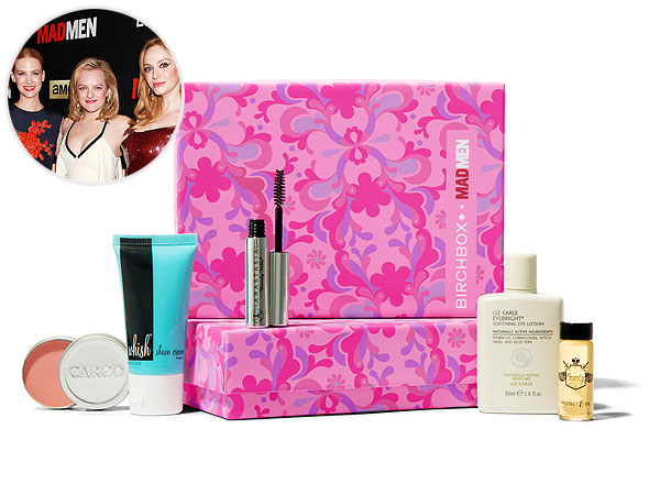 Birchbox -- Mad Men