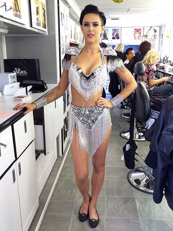 Rumer Willis DWTS