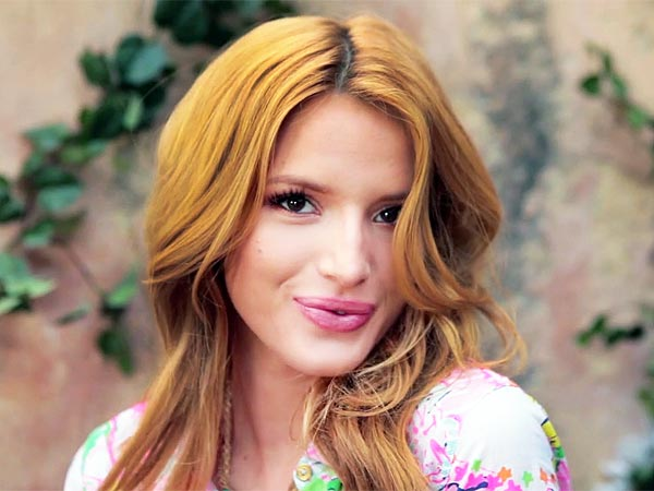 Bella Thorne Lilly Pulitzer