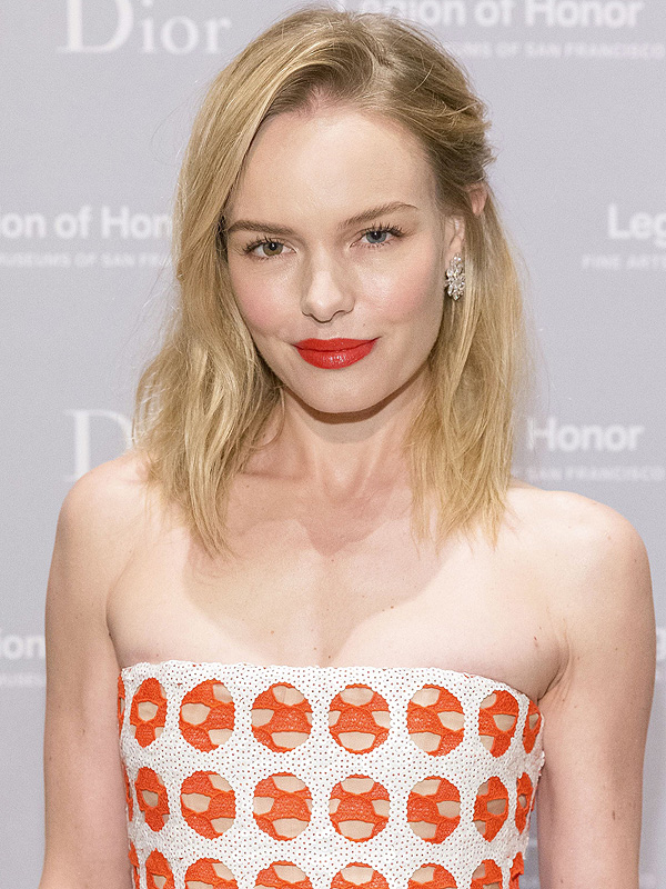 Kate Bosworth at the 2015 Mid-Winter Gala presentation