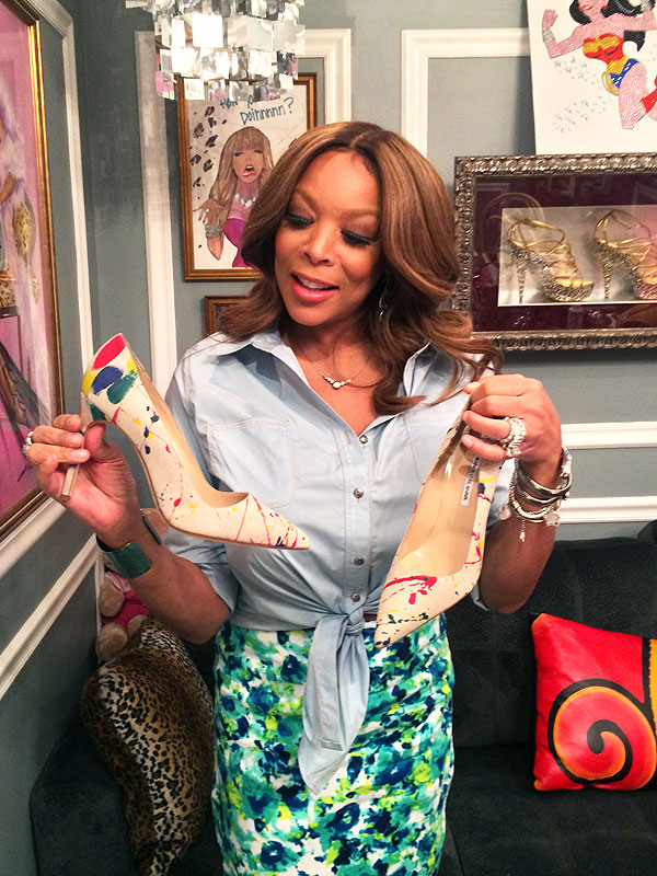Wendy Williams HSN line
