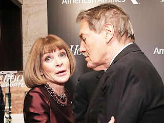 Caption Contest: Anna Wintour's Awkward Embrace with Charlie Rose