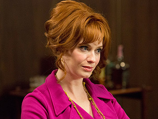 Christina Hendricks on Playing Mad Men's Joan Holloway: I Begged to Wear My Hair Down