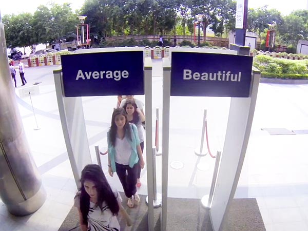 Dove Choose Beautiful Campaign