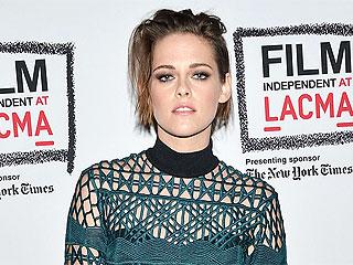 Kristen Stewart Gets Super-Pensive for Chanel Eyewear