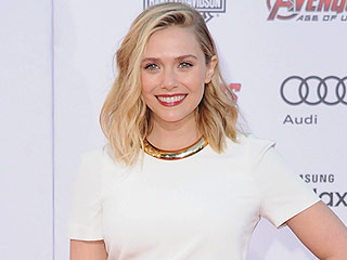 Elizabeth Olsen Debuts Blonder Hair, Has 'Hundreds' of Lip-Sync Videos on Her Phone