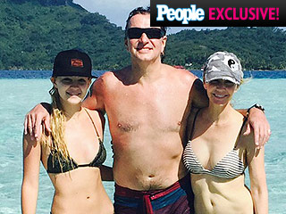 Heather Locklear Sizzles in a Bikini at 53, Poses with Ex-Husband Richie Sambora in Family Vacation Photo