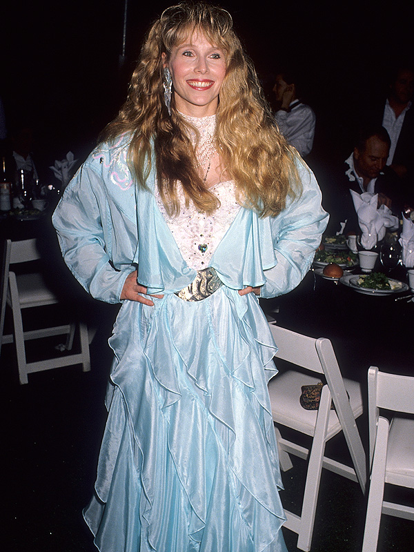 What Did Country Stars Wear To The 1990 Acm Awards