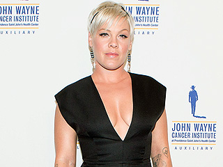 Pink Slams Body Critics with Amazing Post: 'Thanks for Your Concern. Love, Cheesecake'