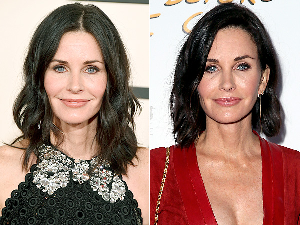 Actress/director Courteney Cox