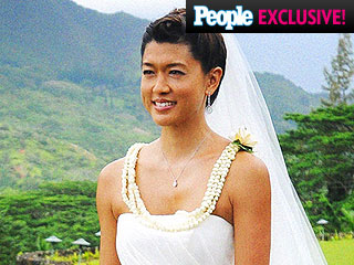 Hawaii Five-0 Wedding Sneak Peek: See Kono's Stunning Wedding Gown (and Lei, of Course!) | Hawaii Five-O, Individual Class