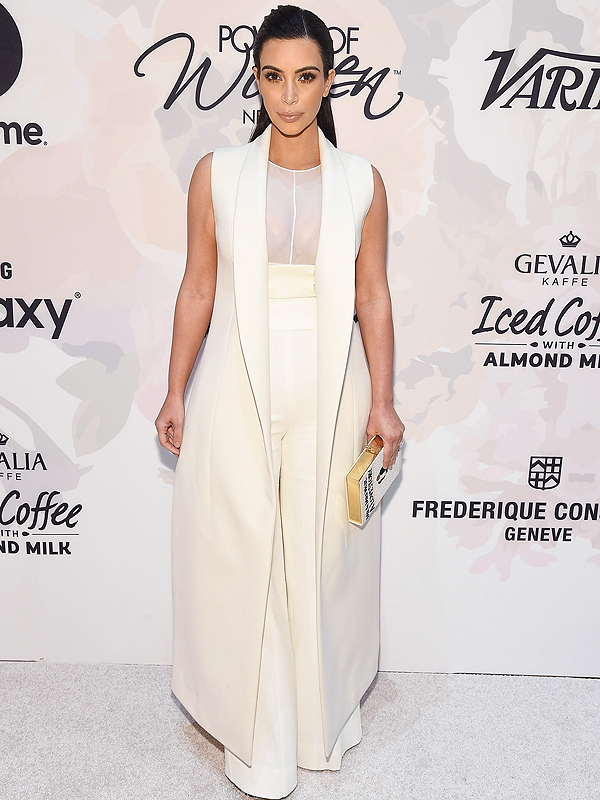 Kim Kardashian Variety Luncheon