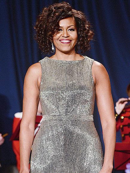 Michelle Obama at WHCD