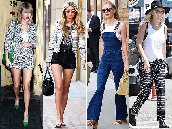 Taylor Swift, Gigi Hadid, Kate Bosworth, Malin Ake