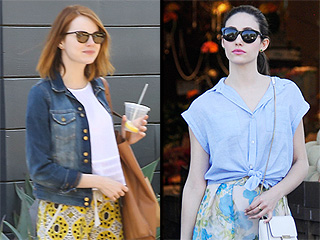 Doing Some Spring Shopping This Week? Pick Up These Affordable Pieces From Emma, Vanessa and More Stars!