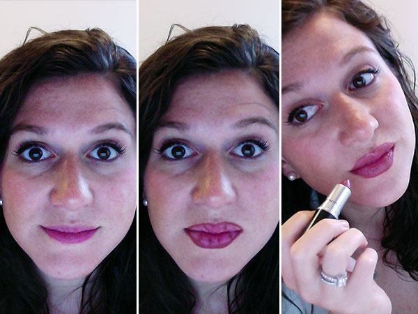 lip plumping overline how to