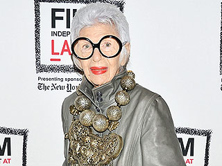 Fashion Icon Iris Apfel, 93, on Her 68-Year-Old First Date Dress: 'It Still Fits!'